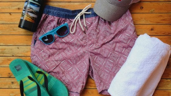 COSTA RICA PACKING list for men