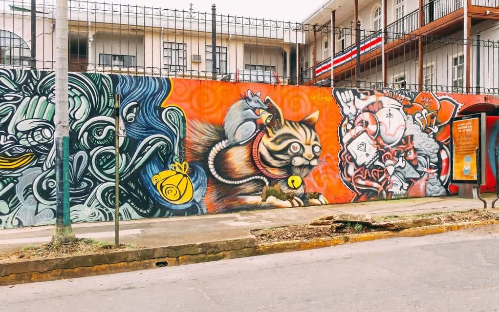 san jose grafiti