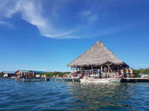 bocas del toro beach bar