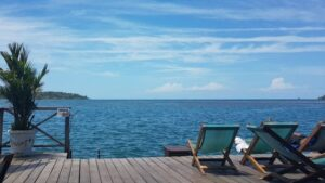 Bocas del Toro relaxation