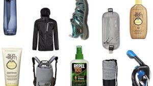 gear for Costa Rica