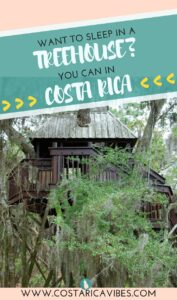 Ever dream of staying in a tree house? This guide shares the best tree houses in Costa Rica that you can actually stay in as a tourist