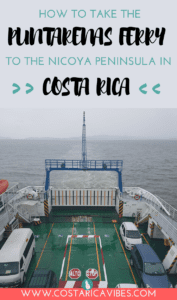 If you are planning on traveling in Costa Rica to or from the Nicoya Peninsula, the best way for you to get there may be the Puntarenas ferry. The Puntarenas ferry in Costa Rica is fast, runs frequently, and is affordable.