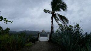 cabuya cemetery in Costa Rica