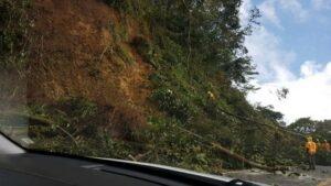 tropical storm Nate in Costa Rica