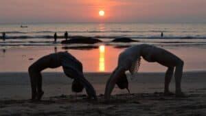 envision festival in costa rica - yoga