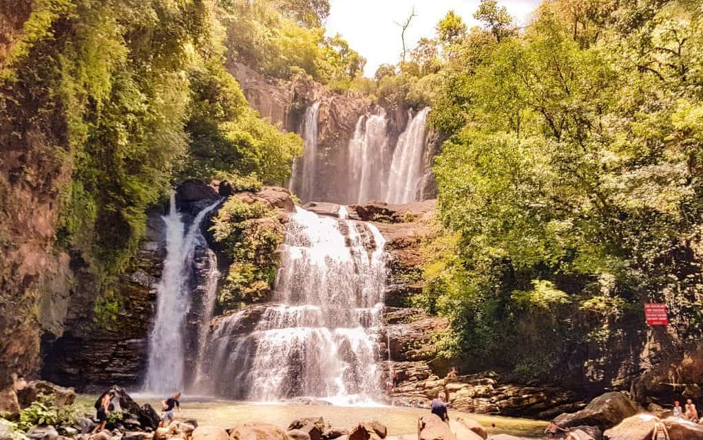 nauyaca waterfalls