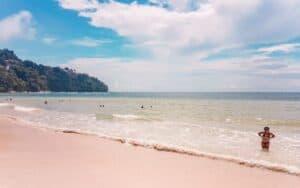 beaches in costa rica