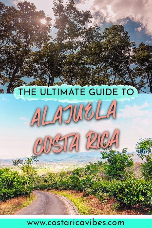 Alajuela Costa Rica is the perfect jumping off point for fun day trips, plus it is so close to the airport! Find out the best activities, nice hotels, fun restaurants, and more! #CostaRica #travelguide