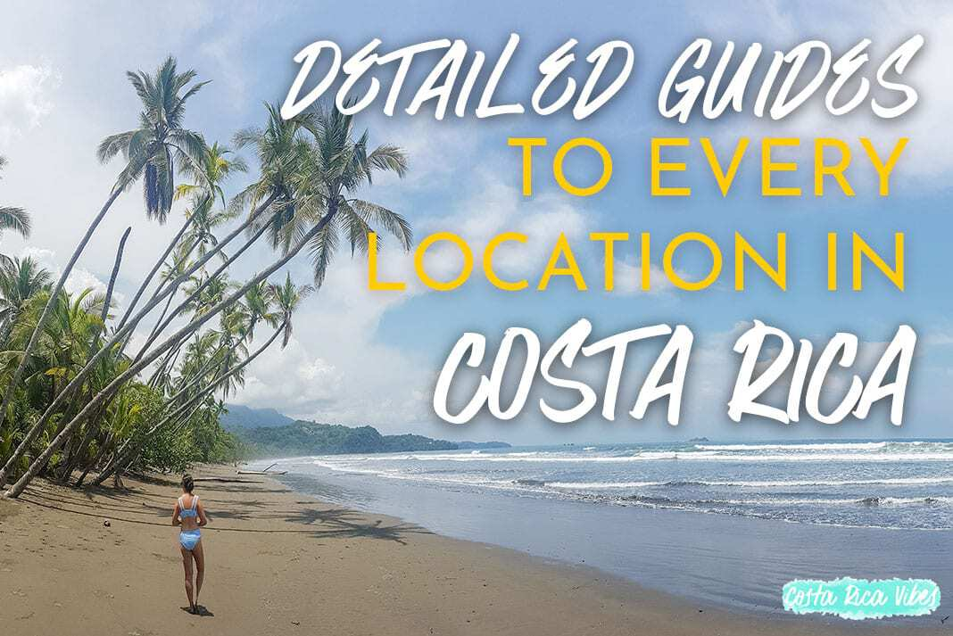 costa rica places to visit