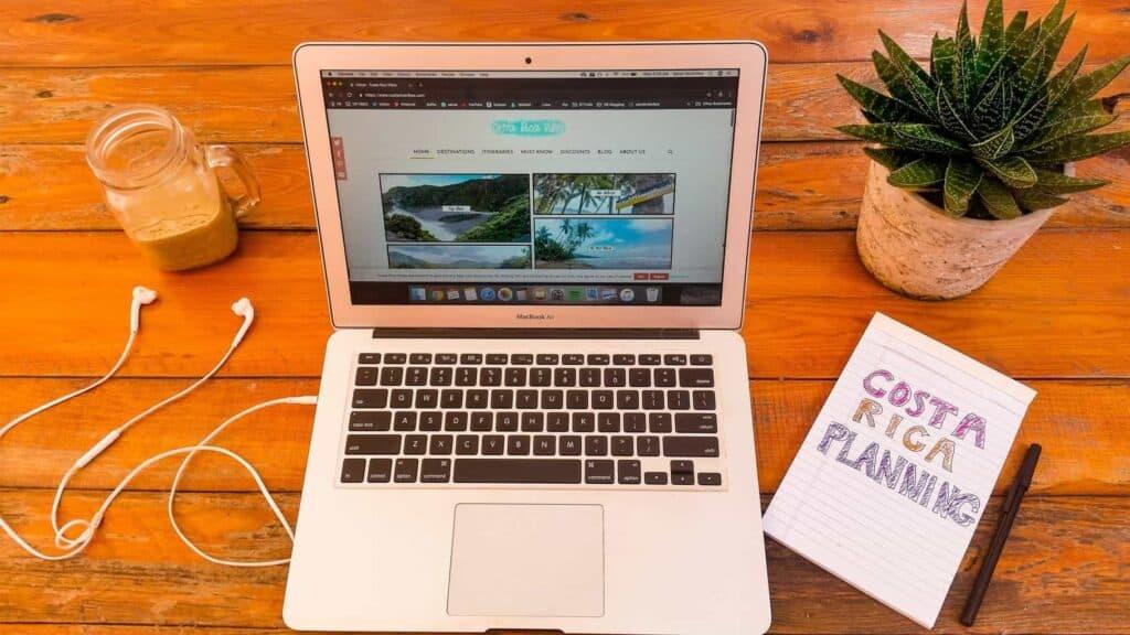 WEBSITES FOR COSTA RICA