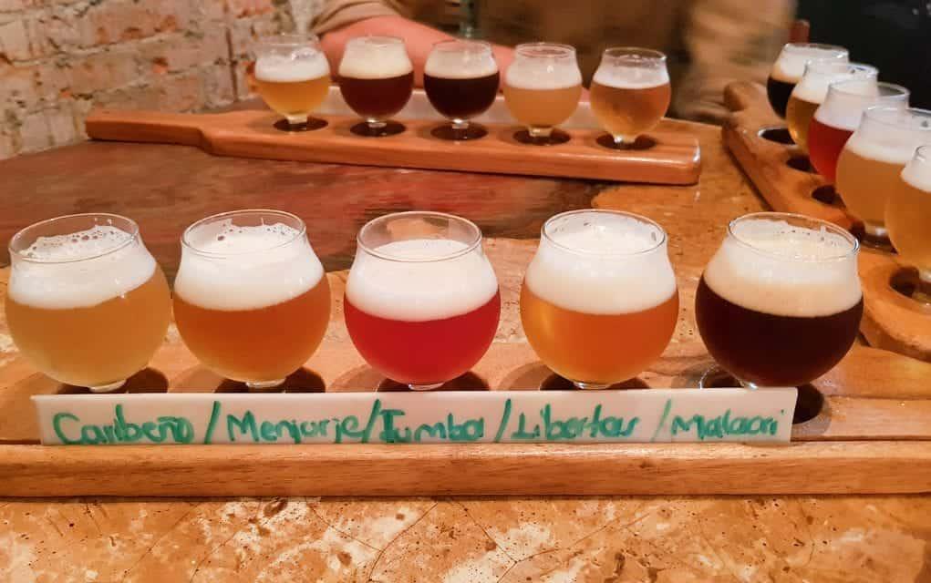 beer in costa rica