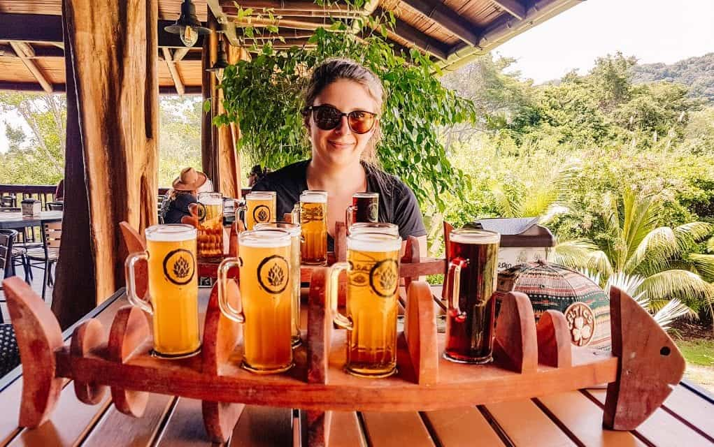 beer in costa rica