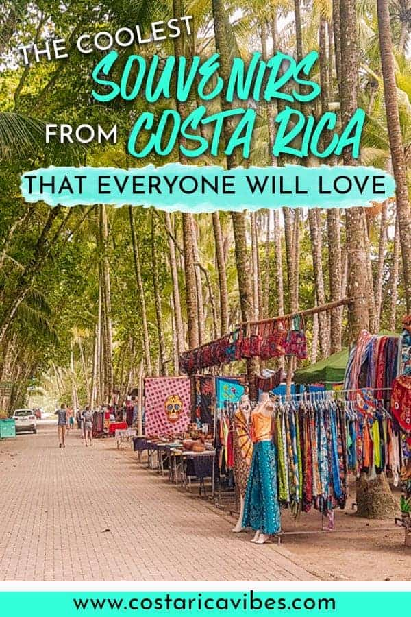 These Costa Rica souvenirs are perfect for everyone on your list. Find out the best Costa Rica gifts and where to buy them. #CostaRica #souvenirs