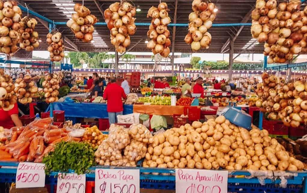 farmers market costa rica