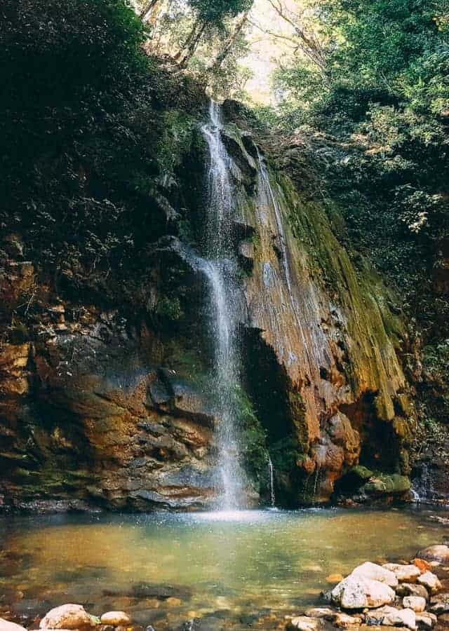 king louis waterfall
