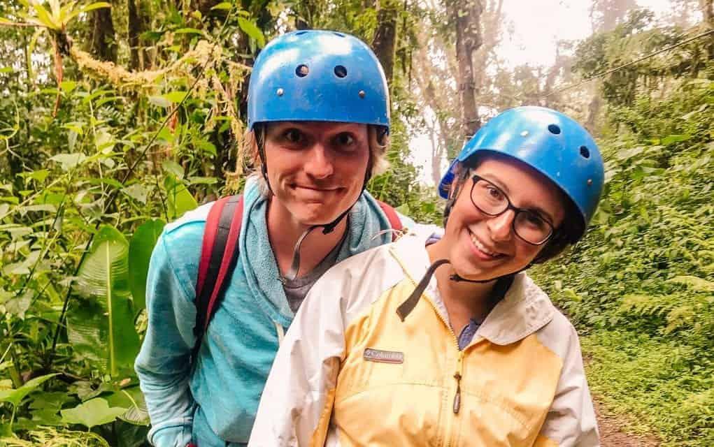 zipling Monteverde