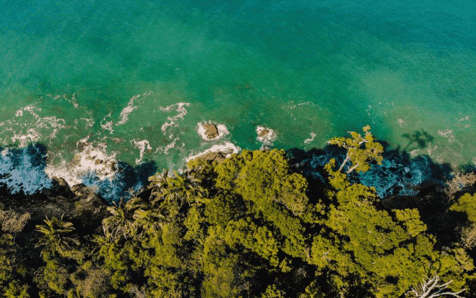 drone manuel antonio