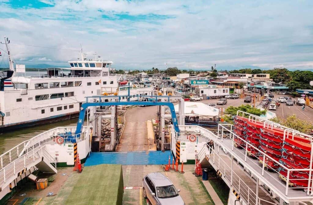 puntarenas ferry terminal