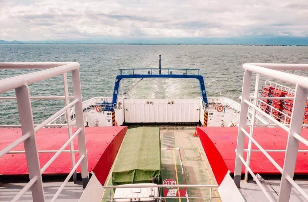 Puntarenas ferry