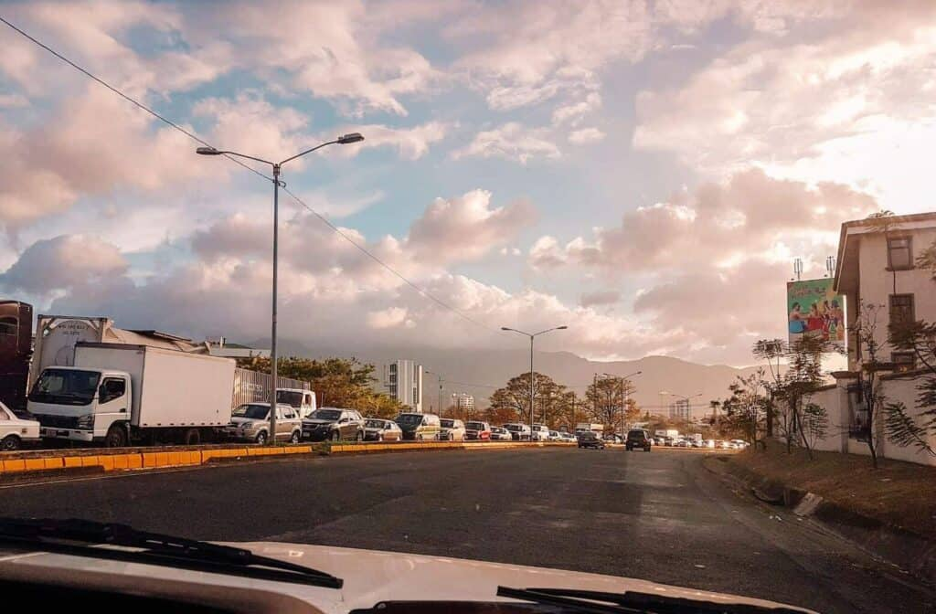 traffic san jose