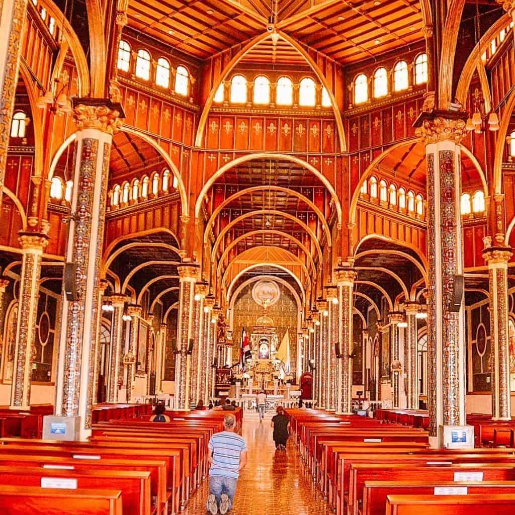 church cartago