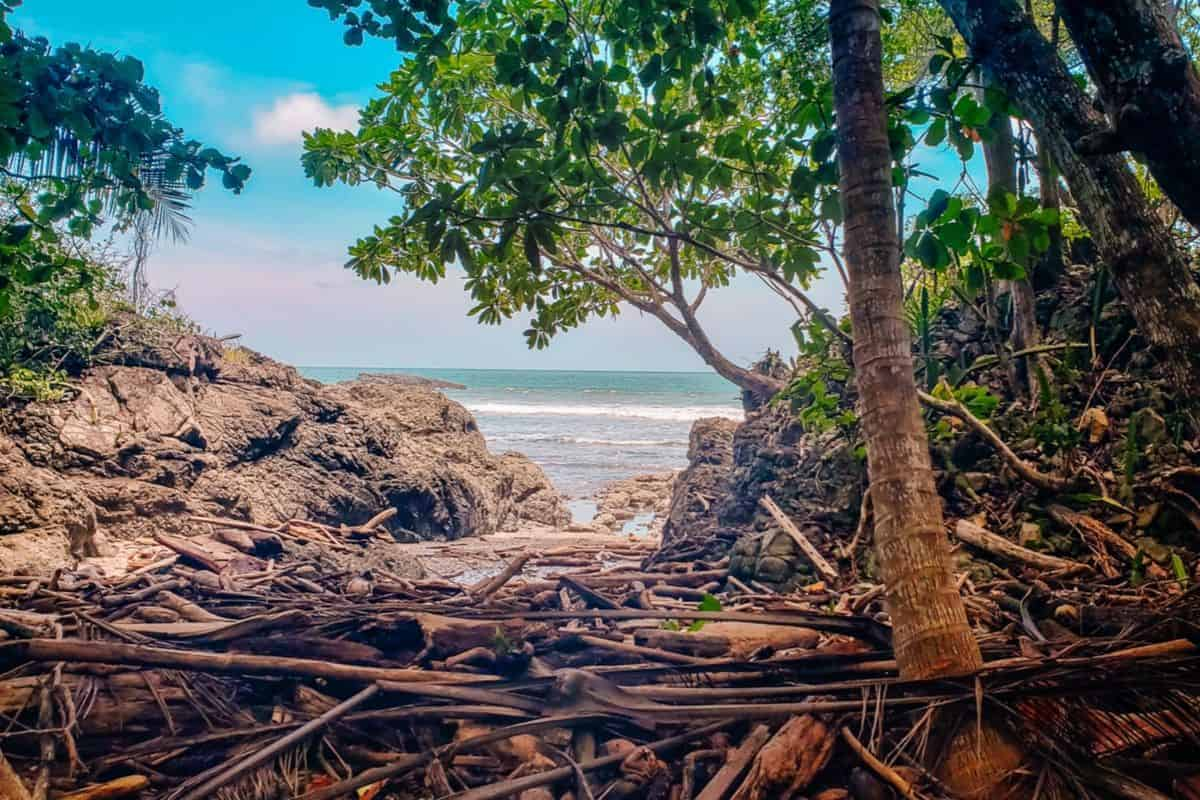 montezuma beach view