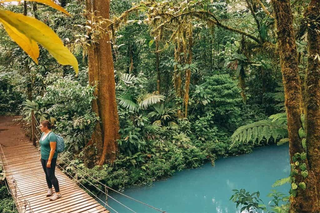 rio celeste - clothing for costa rica