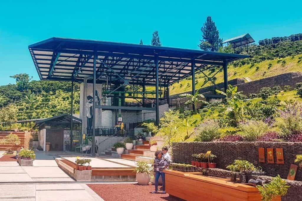 hacienda alsakia coffee tour