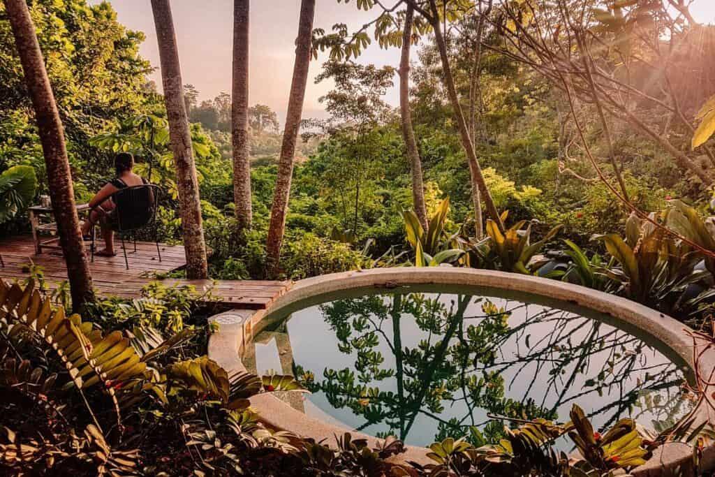 pool airbnb santa teresa