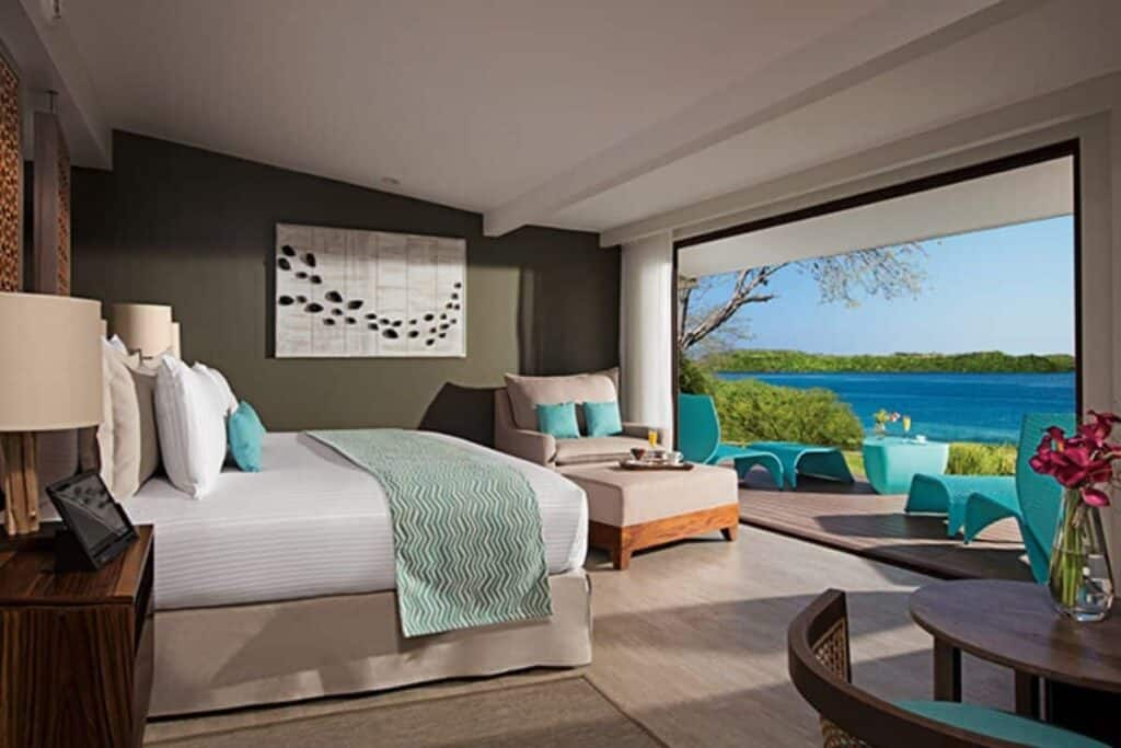 secrets papagayo rooms