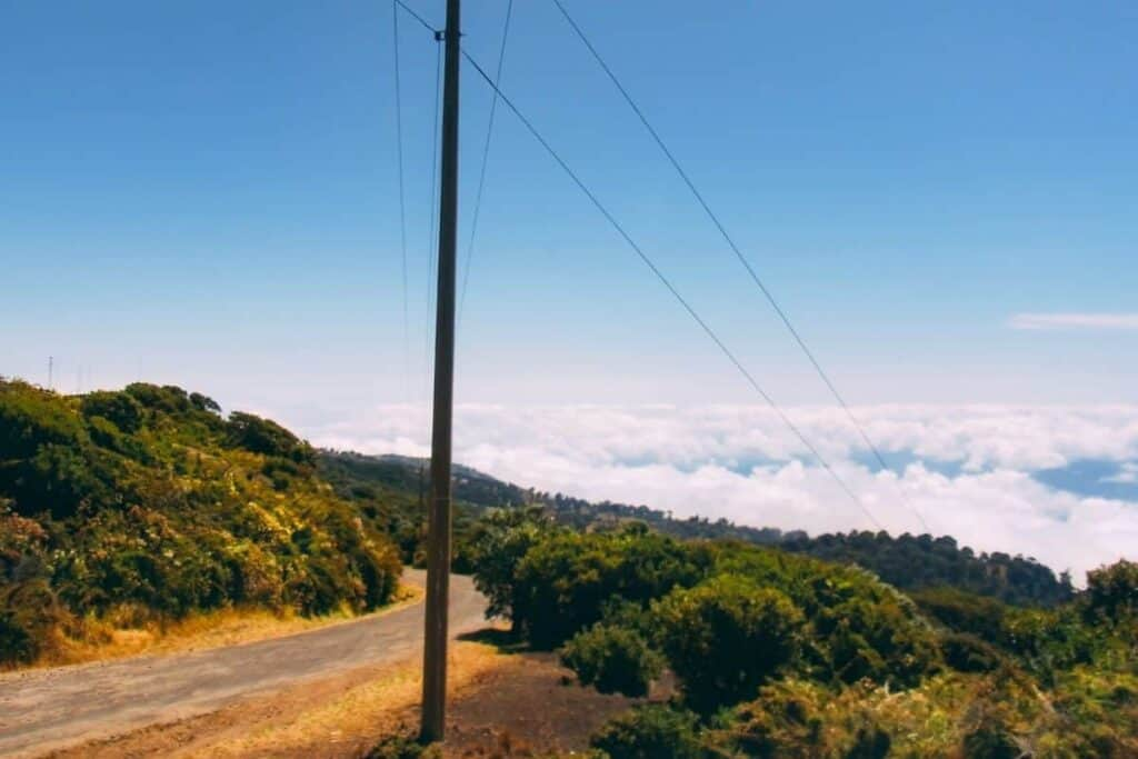 irazu trail