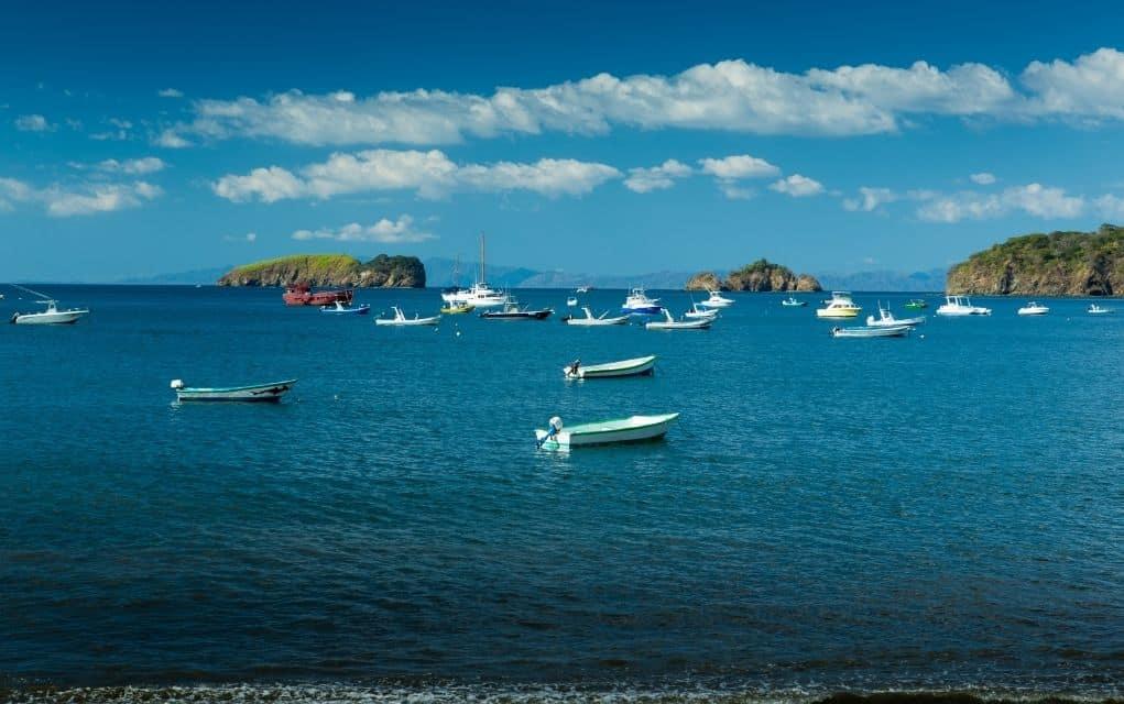 boats costa rica