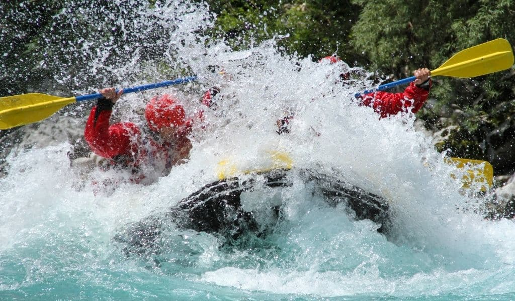 white water rafting costa rica